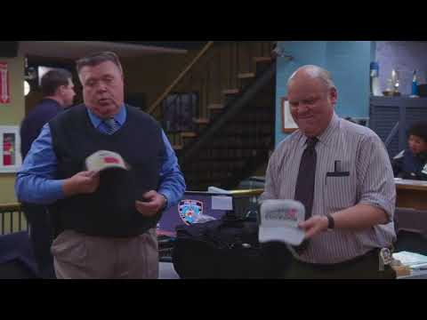 Brooklyn Nine-Nine Webisode 'Detective Skills' Hitchcock and Scully - Episode 1