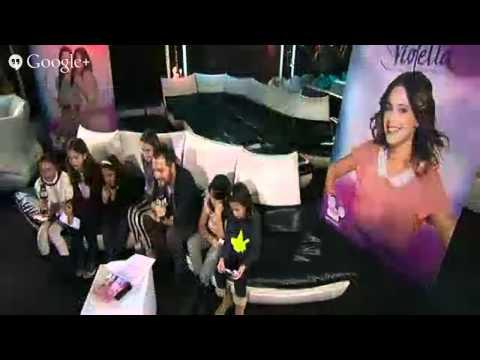 Violetta a Radio Italia