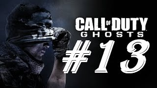 Call of Duty Ghosts 1080p HD Gameplay Walkthrough Episode 13 - Sin City - Capture, Torture, Escape