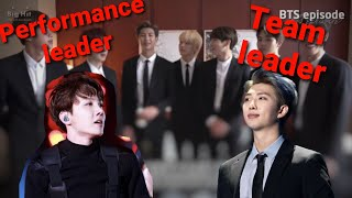 RM & Jhope leading the team | BTS