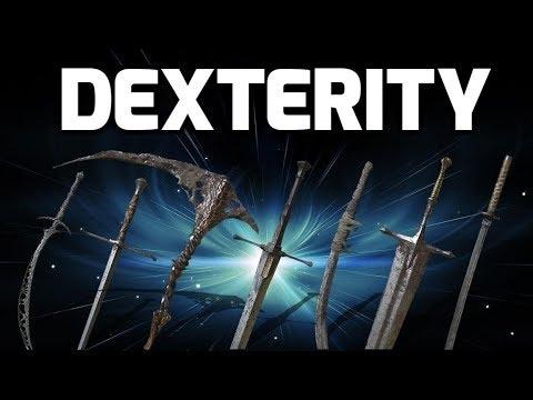 Dark Souls 3 Pure Dexterity Build - 80 DEX