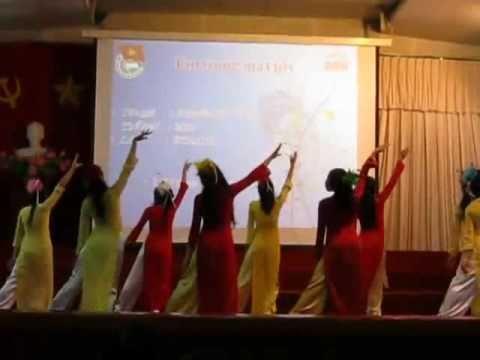 SGU - DTA K10 - múa Em Trong Mắt Tôi [2011]