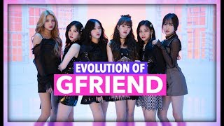 THE EVOLUTION OF GFRIEND (여자친구) | 2015 - 2019