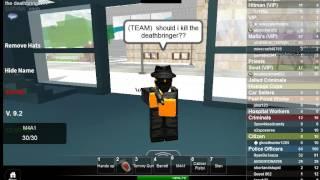 Roblox: Greenwood Town: Mafia