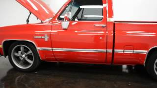 1987 Chevrolet C-10 SWB Pickup