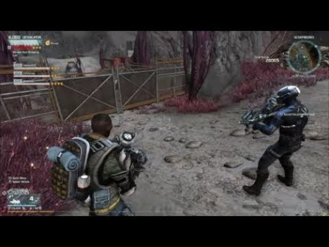 Defiance Gameplay 1/20/2018, Scrapworks Salvage  [Co-op Map], pc