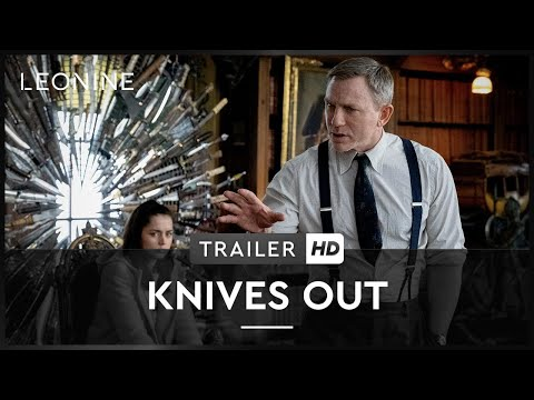 Knives Out - Trailer 2 (deutsch/ german; FSK 6)