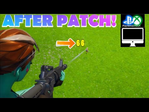 **WORKING** HOW TO EASILY GET AIMBOT IN SEASON 7 CHAPTER 2! (FORTNITE AIMBOT SETTINGS GLITCH 2021!)