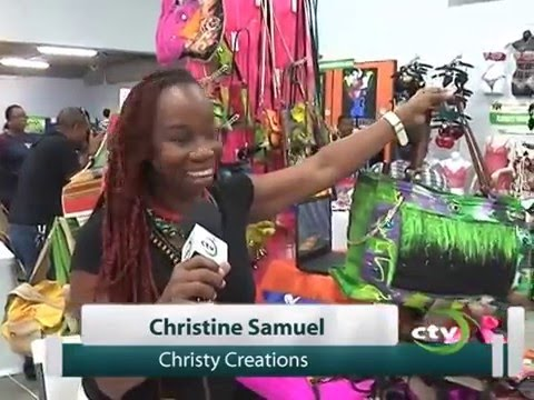 Uniquely St. Lucian Bags from Christine Samuel of Christie Creations