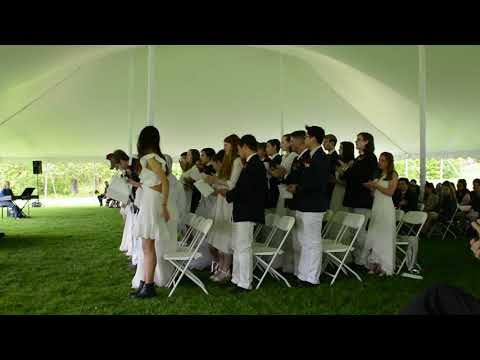 The White Mountain School's 133rd Commencement