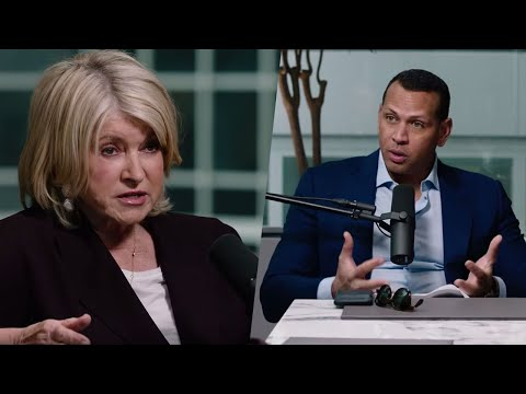 Martha Stewart Sits Down With ARod And Barstool Big Cat (Full Interview) - The Corp Season 2