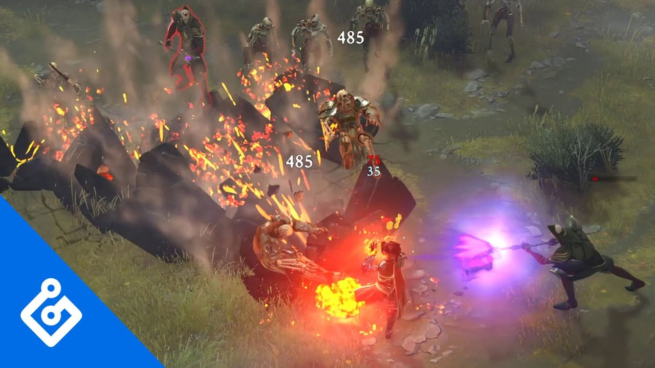 Image result for Magic: Legends' first gameplay trailer shows a potential Diablo 3 killer