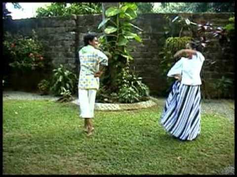 Kuratsa philippines folk dance
