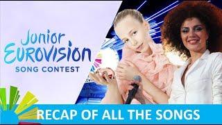 Junior Eurovision Song Contest 2017 Online -Recap-