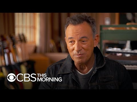 "Bruce Springsteen On New Film, Marriage And ""trying To Repair Myself"""