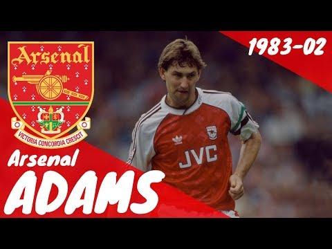 Tony Adams | Arsenal | 1983-2002