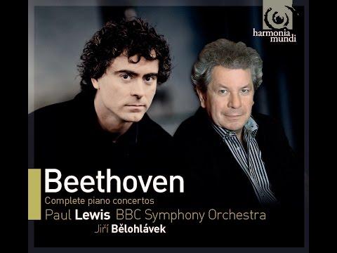 Ludwig van Beethoven - Piano Concerto Number 5 - Paul Lewis
