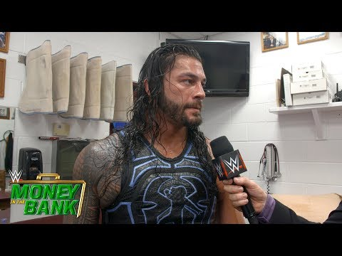 Roman Reigns won't let any Superstar get ahead at his expense: WWE Exclusive, June 17, 2018