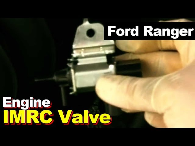 Mercedes intake manifold runner control stuck closed | Fixing Your