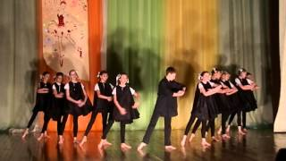 """Танец """"Дети войны"""""""