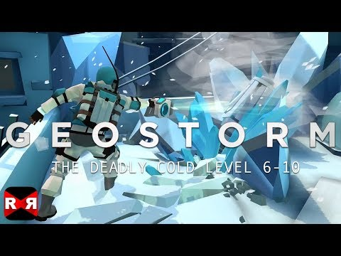 Geostorm (By Sticky Studios) - Afghanistan Level 6-10 - iOS / Android Walkthrough Gameplay