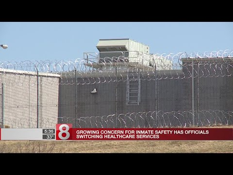 State removing inmate health care from UConn Health
