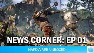 News Corner | Nvidia Turing, UWP Games Cracked, Low Power Ryzen APUs