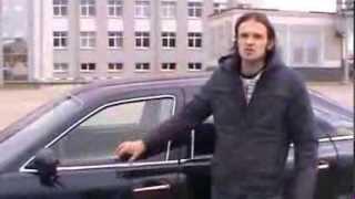 Автообзор Воба - Волга ГАЗ 3111