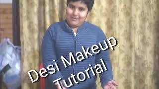 Desi Makeup Tutorial by Larry & Barry Faisalabad