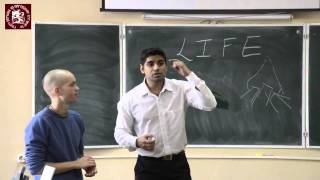 Лекция Индуса в АвтоТранспортном техникуме