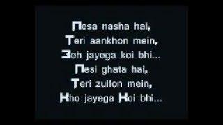 A-Bazz Pehli Nazar Me (Lyrics)