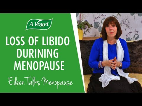 Loss of libido & other intimate issues during menopause