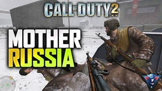 FOR MOTHER RUSSIA!! | Call of Duty 2 Campaign Playthrough - Part 1