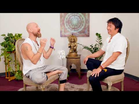 Interview with Giten Tonkov for Hanuman Academy at the Yoga & Self Mastery Summit 2017