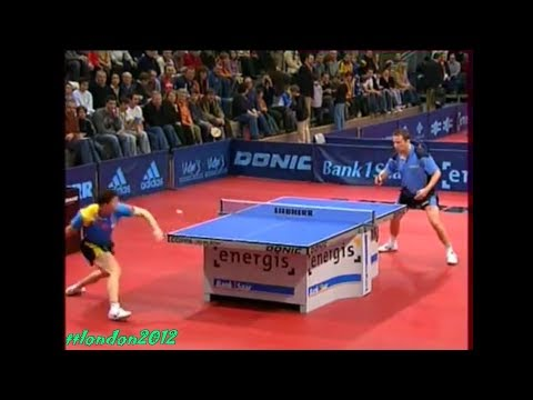 Throwback | Jan-Ove Waldner vs Ma Long | Energis Masters