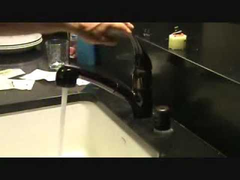 American Standard Kitchen Faucet Leak Repair Youtube