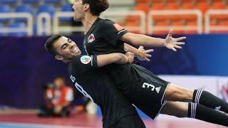 Chonburi Bluewave (THA) v Al Rayyan SC (QAT): AFC Futsal Club Championship 2015
