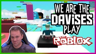 Parkour Obby Mastery | Roblox Mega Fun Obby EP-40 | We Are The Davises Gaming
