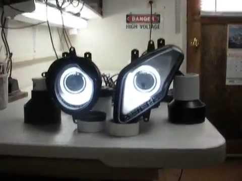 10 14 Bmw S1000rr 10 55w Hid Bi Xenon Projector