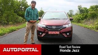 Honda Jazz Test Drive Review - Autoportal