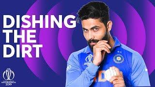 """Again Rohit Sharma...""   Jadeja Dishing the Dirt!   ICC Cricket World Cup 2019"
