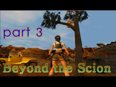 TRLE Beyond the Scion walkthrough (part3)