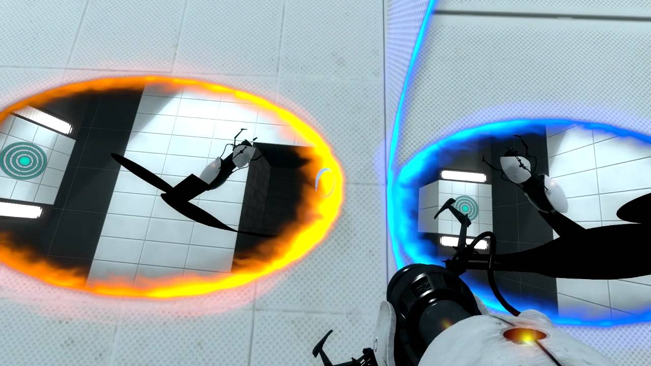 portal 2 perpetual testing initiative how to connect