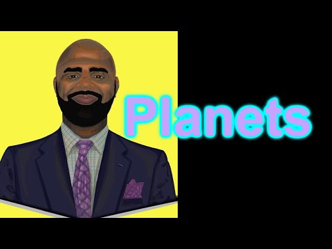 "Planet Rap Song ""The Solar System"""