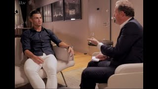 Cristiano Ronaldo talks about his cars in Piers Morgan interview