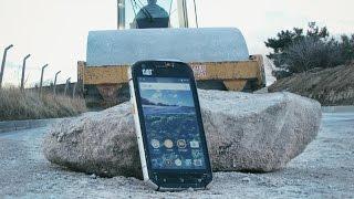 Dünyanın En Sağlam Telefonu Cat S60'a Sağlamlık Testi Yaptık!