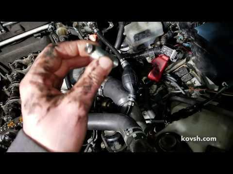 Легко выставляем момент впрыска ТНВД ZEXEL VRZ на Mitsubishi Pajero III 3.2d, 4M41