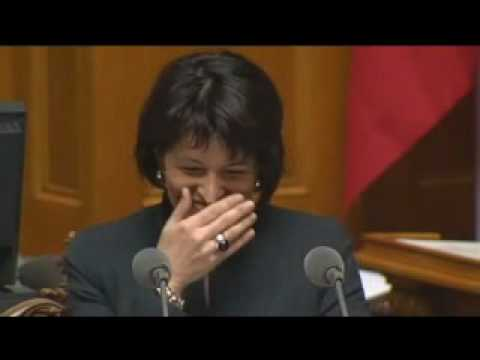 Gymkhana - Anfrage im Parlament - Doris Leuthard antwortet