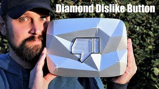 I Make YouTube a Diamond Dislike Button (and then mail it to them)