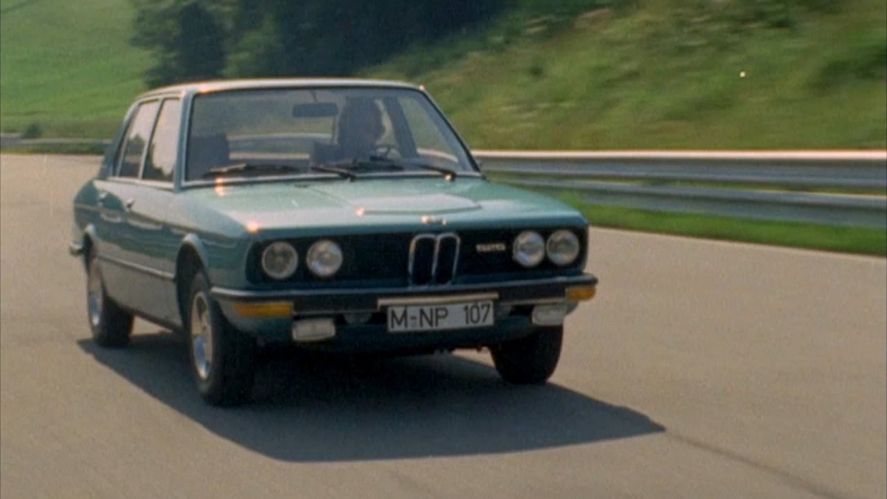 BMW 5 Series, E12 (1972-1981) - YouTube